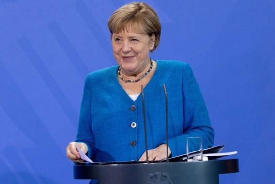 Exit Merkel: 'Wir schaffen das', maar ook veel getreuzel