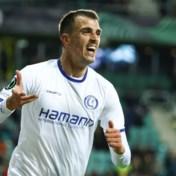 Nieuwkomer Lemajic bezorgt AA Gent meteen moeizame zege in de Conference League
