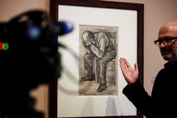 Nieuw werk ontdekt van Vincent van Gogh