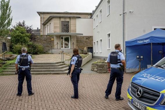 Duitse politie arresteert vier verdachten na dreiging voor synagoge