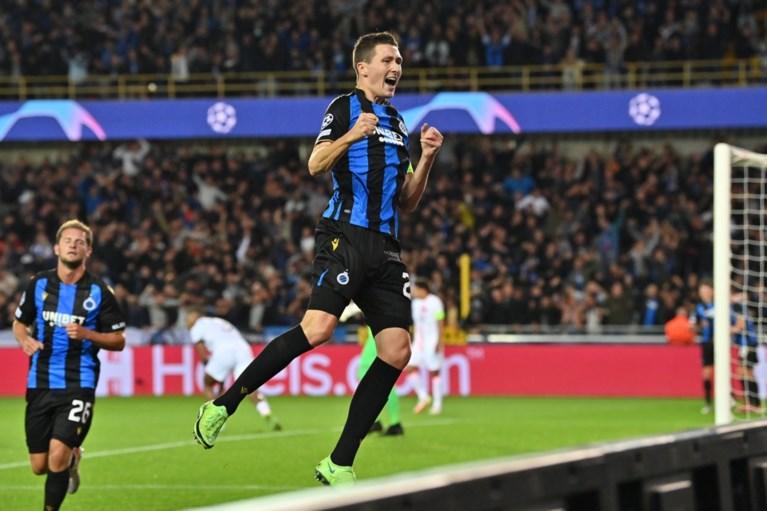 Club Brugge stunt met gelijkspel tegen sterren van PSG