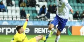 Nieuwkomer Lemajic bezorgt matig AA Gent volle pot