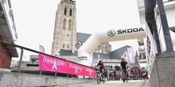 ŠKODA Bike for Think Pink: Samen fietsen tegen borstkanker