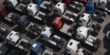 Te weinig Britse truckers, dus raakt afvalwater niet gezuiverd