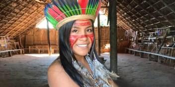 Een influencer uit hetAmazonewoud