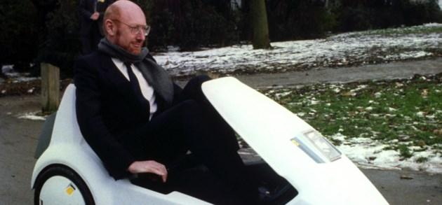 Postuum | Sir Clive Sinclair maakte computers betaalbaar