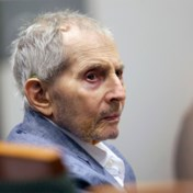 Miljonair Robert Durst praatte zijn mond voorbij op tv en is nu veroordeeld