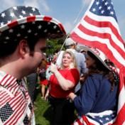 Washington zet zich schrap voor betoging Trump-aanhangers