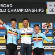 Zilver en brons voor België, Filippo Ganna wereldkampioen tijdrijden