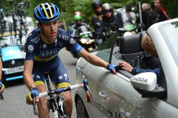 Deense ex-wielrenner Chris Anker Sørensen overleden na ongeval in Zeebrugge