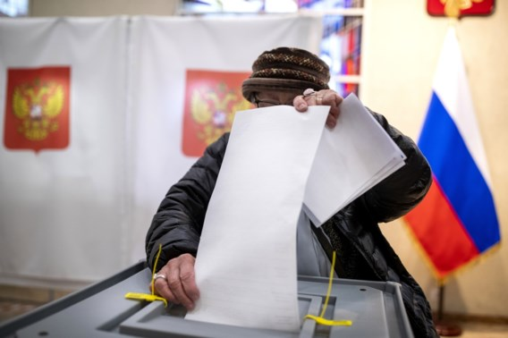Partij van Poetin claimt overwinning, twee derde van de zetels in de Doema gehaald
