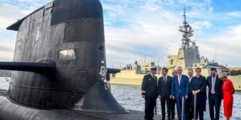 Frankrijk roept ambassadeurs terug uit Australië en VS