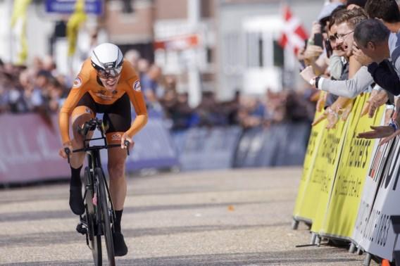 Ellen van Dijk kroont zich opnieuw tot wereldkampioene tijdrijden