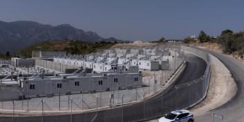 Nieuw Grieks vluchtelingenkamp is 'een stap vooruit'