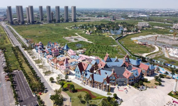 Zorgen om Chinese Evergrande dijen uit naar rest van wereld