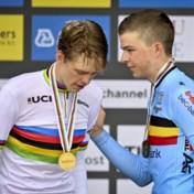 'De coach riep dat ik sneller fietste dan Van Aert'