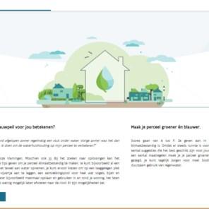 Hoe bestand zijn uw huis en tuin tegen hitte en wateroverlast?