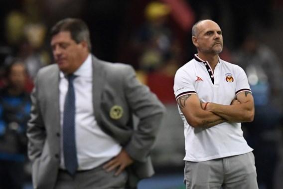 Beerschot vervangt Peter Maes met coachingteam