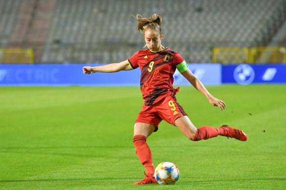 Red Flames schuiven Albanië met 7-0 opzij