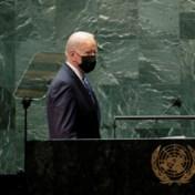 Biden blijft achter terugtrekking uit Afghanistan staan, en belooft tijdperk van 'aanhoudende diplomatie'