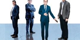 Blauwe burgemeesters maken grootste schulden