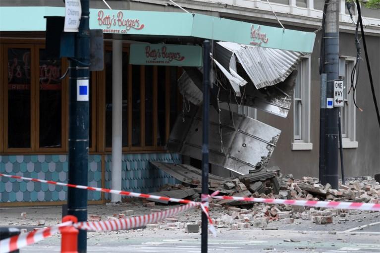 Aardbeving treft Australische deelstaat Victoria