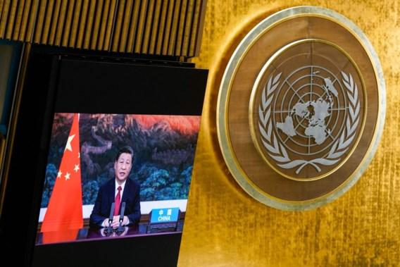 Xi Jinping: 'China zal geen kolencentrales meer bouwen in buitenland'