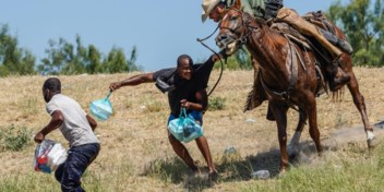 Met de zweep sturen VS Haïtianen terug richting eigen land