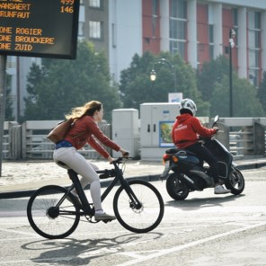 Cowboys fietsen voortaan ook in de VS