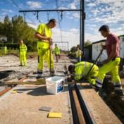 'Elke euro die je investeert in het spoor, brengt de Belgische economie 2,83 euro op'