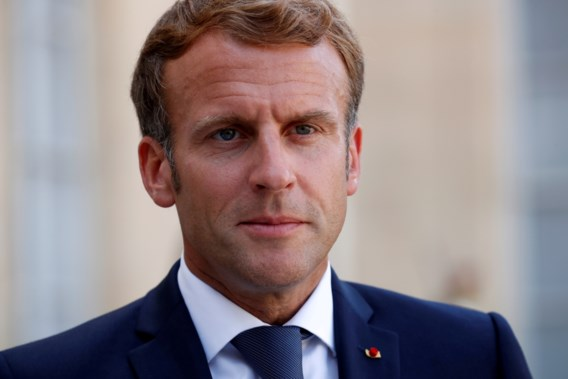Biden en Macron praten opnieuw na duikbotenaffaire