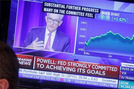 Flinke koerswinsten op Wall Street na rentebesluit Fed