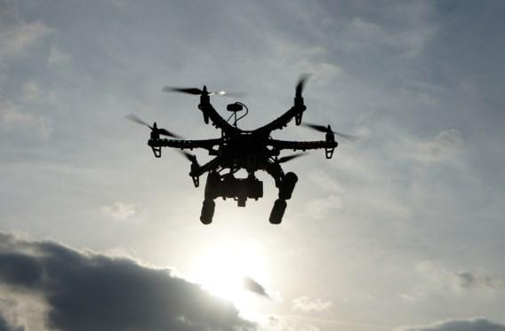 Italiaanse gevangene schiet op rivaal met geweer 'binnengesmokkeld via drone'