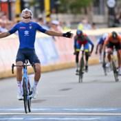 Thibau Nys wordt zesde op WK voor beloften, Italiaan Filippo Baroncini pakt wereldtitel