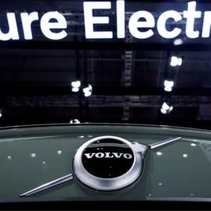 Volvo bant lederen zetels uit elektrische auto's