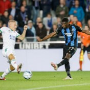 Leider Club Brugge speelt 1-1 gelijk tegen Oud-Heverlee Leuven