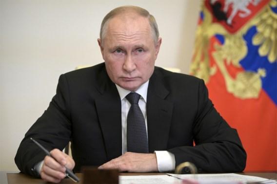 Poetin verwerpt beschuldiging van fraude: 'Verkiezingen in alle openheid verlopen'