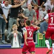 Zulte Waregem sleept in slotfase gelijkspel uit de brand tegen KV Kortrijk