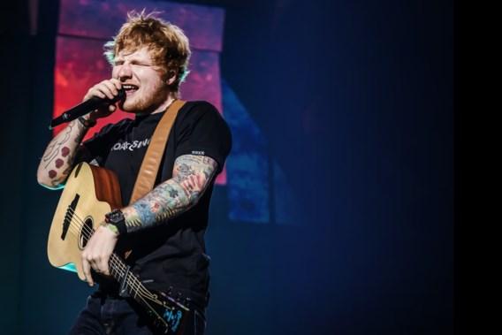 Ed Sheeran komt naar België en bindt strijd aan met woekertickets