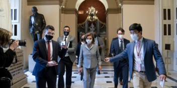 Op stap in het Capitool, waar zelfs de verkozenen een gevaar zijn