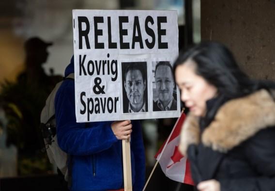In China vrijgelaten Canadezen zijn weer thuis