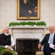 Modi heeft bijzondere verrassing voor Biden