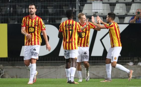 KV Mechelen doet gouden zaak met zege op Charleroi, Vanlerberghe steelt de show met weergaloos doelpunt
