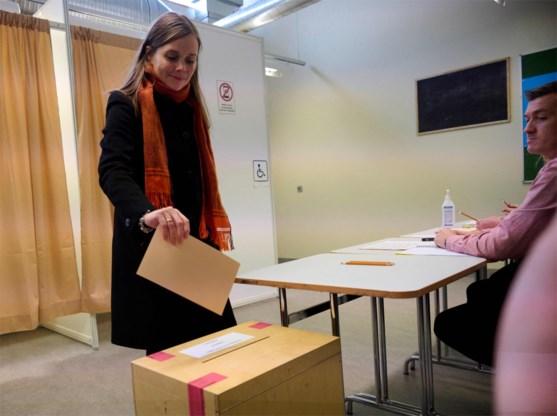 Regering IJsland wint verkiezingen