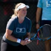 Clijsters opent in Chicago tegen dubbelpartner van Elise Mertens