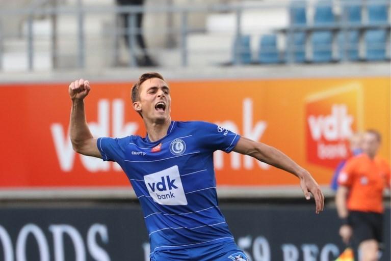 Lemajic redt AA Gent: matige Buffalo's buigen achterstand na rust om in 2-1- zege tegen Cercle Brugge