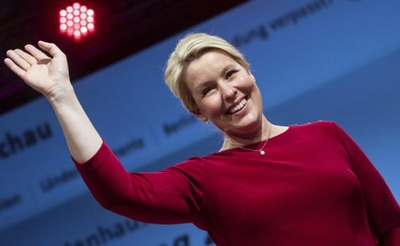 Berlijn krijgt voor het eerst vrouwelijke burgemeester