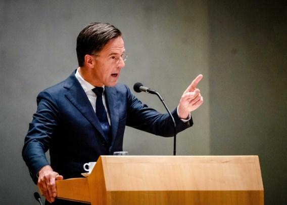 Nederlandse premier Rutte krijgt extra beveiliging
