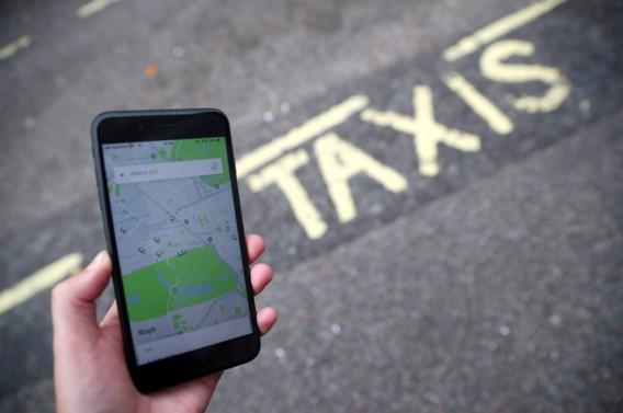 Uber-chauffeurs protesteren donderdag in de straten Brussel en leggen app plat