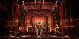 Cherkaoui grijpt naast Tony Award, 'Moulin Rouge' is grote winnaar